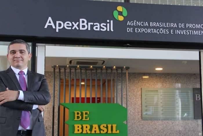 Demissão de Alex Carreiro do cargo de presidente da Apex havia sido anunciada por Ernesto Araújo nesta quarta-feira