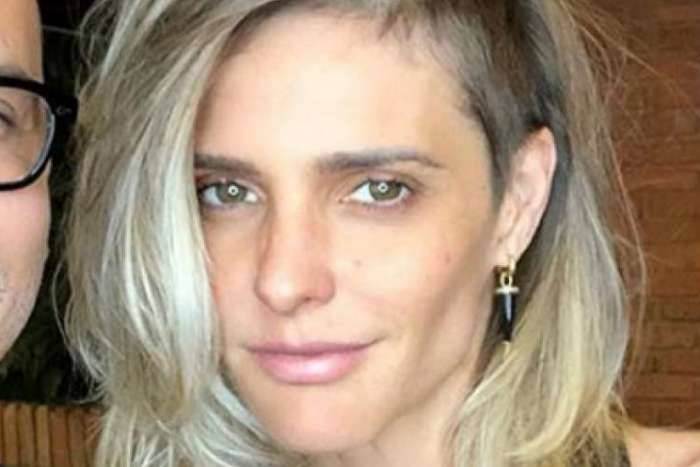 Hairstylist mostra novo visual de Fernanda Lima