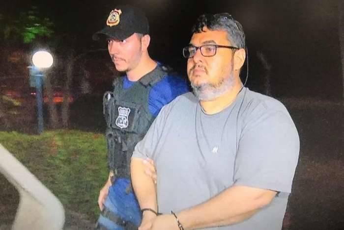 Vice-prefeito de Novo Acordo, no Tocantins, Leto Moura Leitão Filho (PRB) é preso, investigado por ter encomendado atentados contra o prefeito