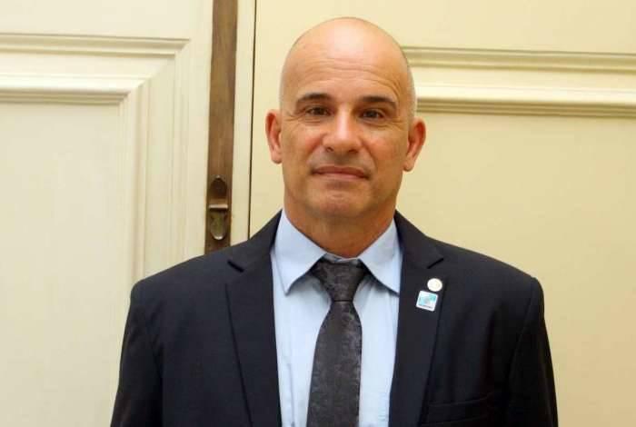 André Caffaro- ex- secretário de Administração Penitenciária do Estado do Rio