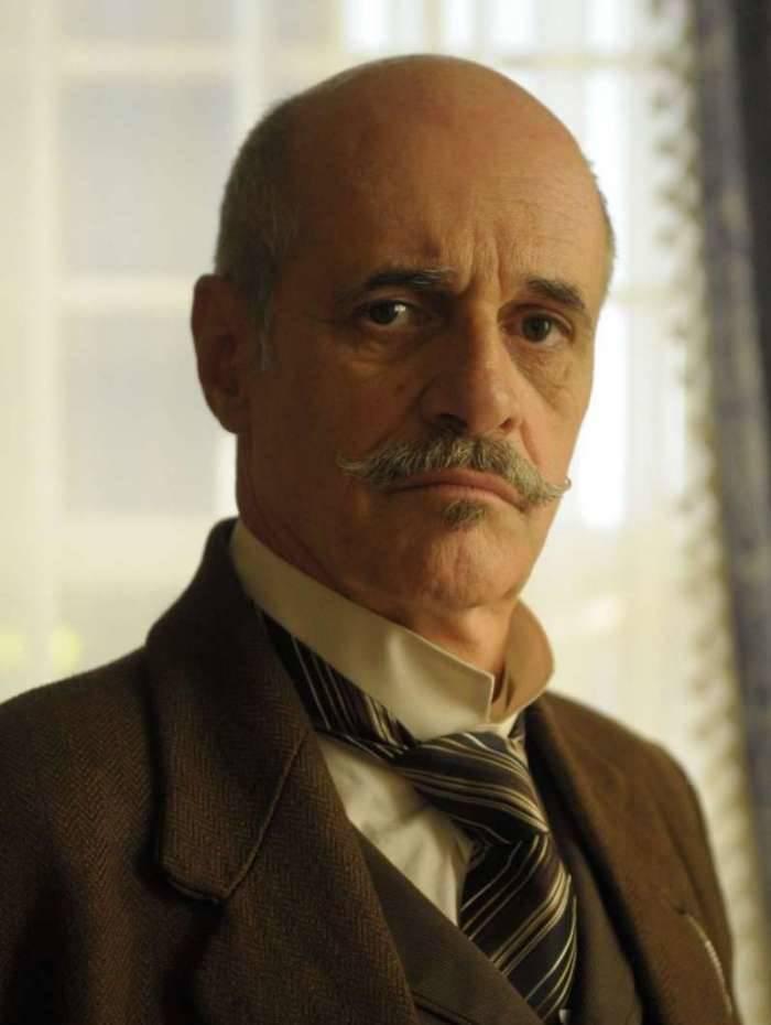Patácio (Marcos Caruso) em 'Cordel Encantado'