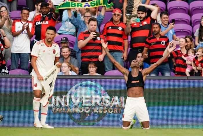 Jean Lucas marcou o gol do jogo aos 39 minutos do primeiro tempo