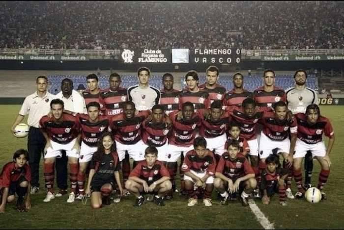 Juan foi campeão pelo Flamengo da Copa do Brasil 2006