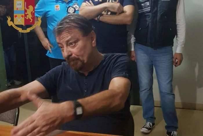 Cesare Battisti é capturado na Bolívia