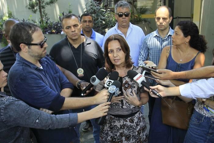 Deputada Martha Rocha foi alvo de três ameaças de morte antes de ataque