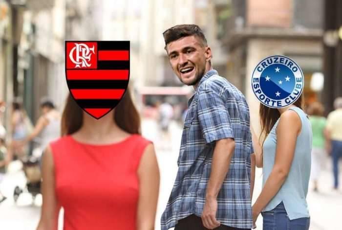 Torcida do Flamengo encheu a Internet de memes