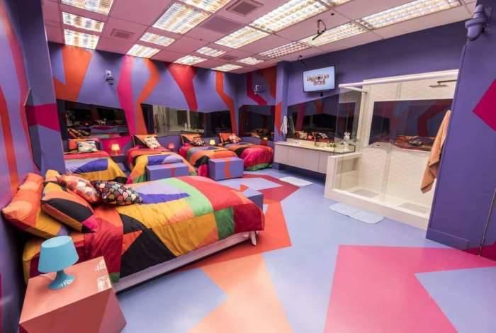 Casa do 'Big Brother Brasil'
