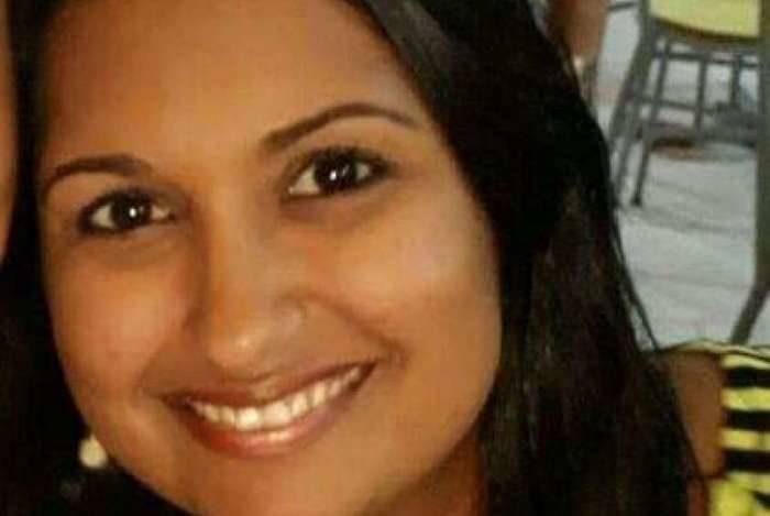 Cristiane Pecene, de 39 anos, está desparecida desde o último sábado