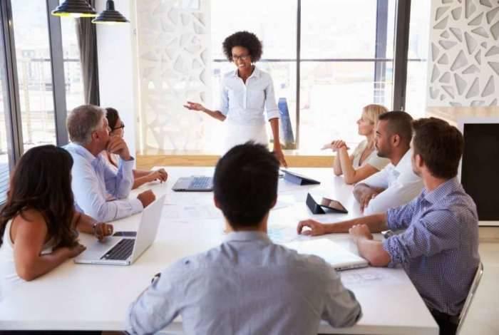 O estímulo de lideranças é estratégia de 57% companhias