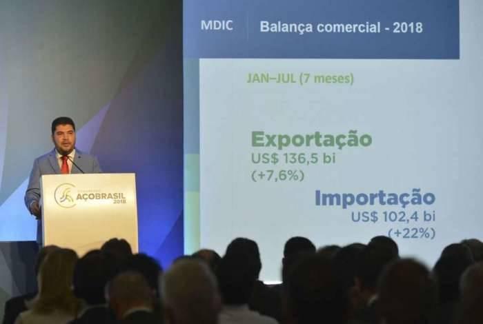 União Europeia deve impor limites à importação de aço brasileiro.