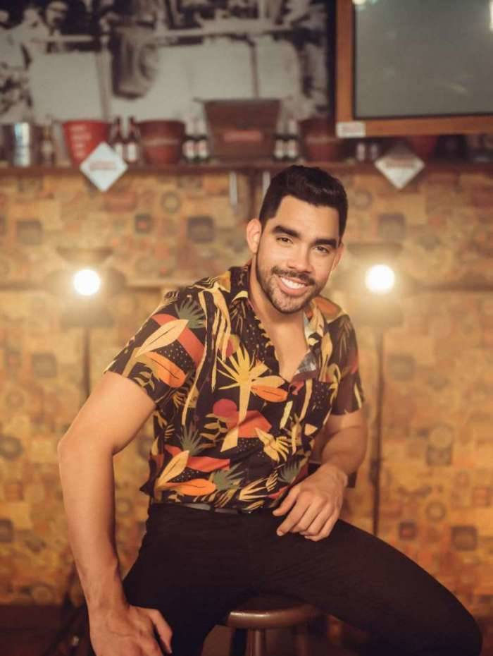 O cantor Gabriel Diniz garante: 'As Jenifers estão adorando'