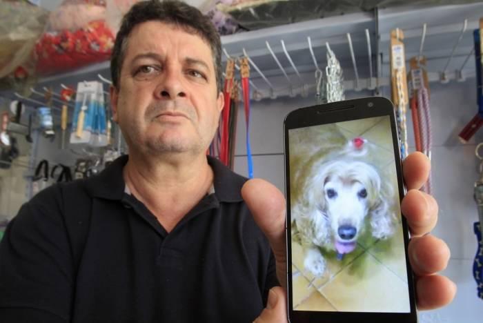 'Quem souber da Cindy, nos procure, por favor', pede César Escobar
