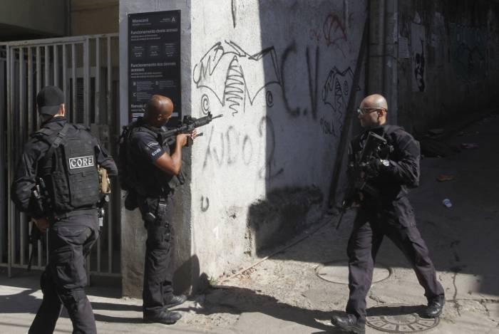 Apesar da redução dos confrontos, o número de mortes aumentou