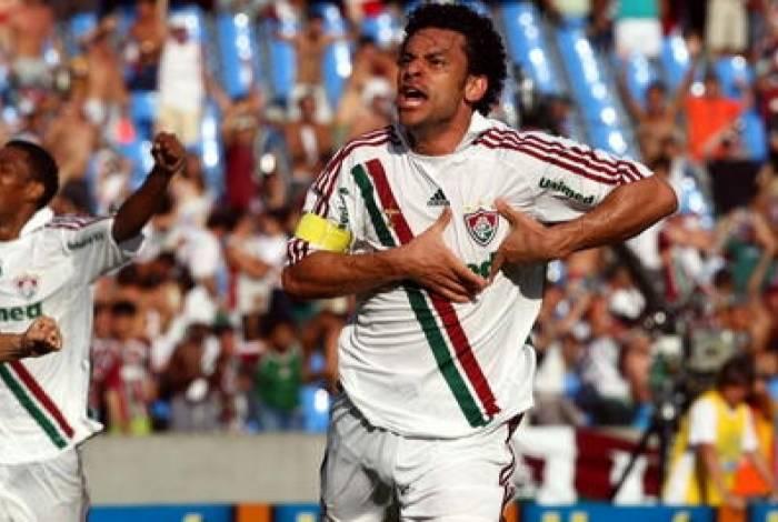 Fred é um dos maiores jogadores da história do Fluminense