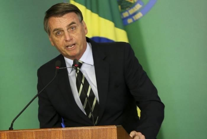 Presidente Jair Bolsonaro se envolveu em repetidas polêmicas no Twitter
