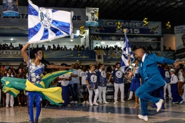 Carnaval na Baixada