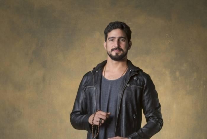 Renato Góes viverá Jamil Zariff em 'Órfãos da Terra'
