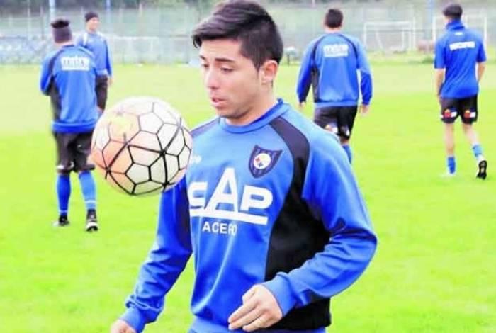 e7cd26a161 César Valenzuela pode ser reforço do Fluminense