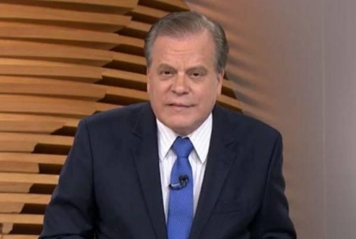 'Tentativa de censura em Teófilo Otoni por seguidores do Bolsonaro', escreveu o jornalista Chico Pinheiro ao compartilhar vídeo do humorista Gustavo Mendes