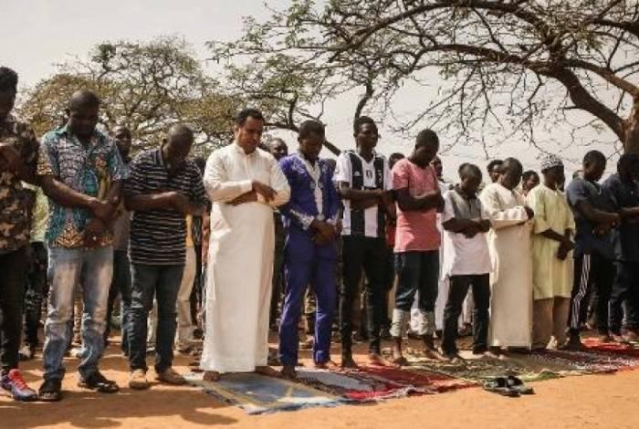 Ahmed Hussein-Suale foi enterrado nesta sexta-feira