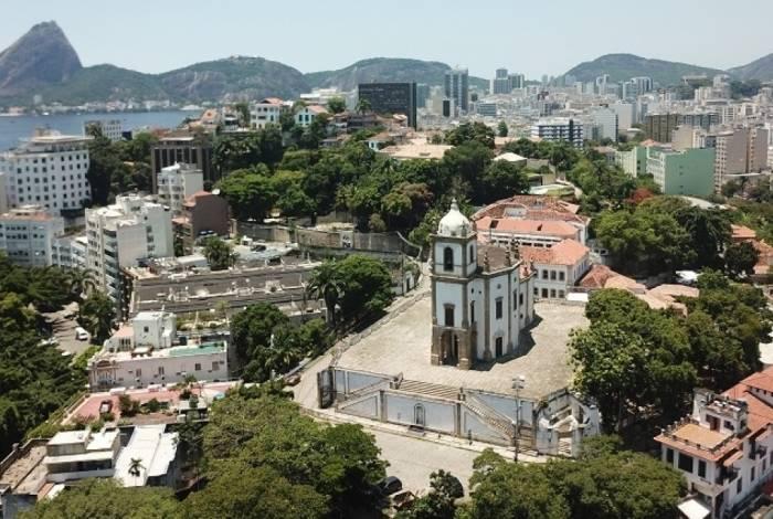 Variedade arquitetônica da cidade do Rio de Janeiro fez ela ser a primeira a receber o título de Capital Mundial da Arquitetura