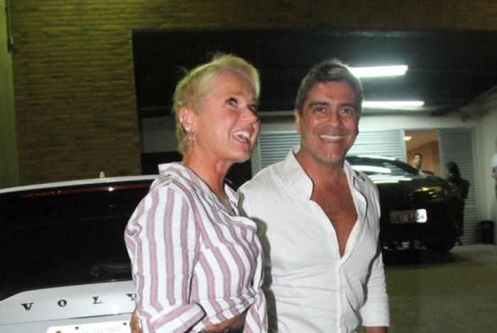 Namorado de Xuxa foi parado na Lei Seca