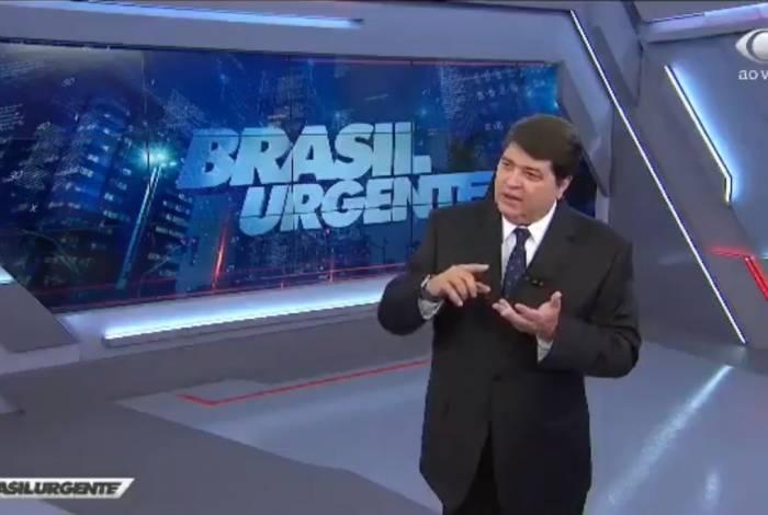 José Luiz Datena é condenado a pagar R$ 60 mil de indenização a acusado de estupro
