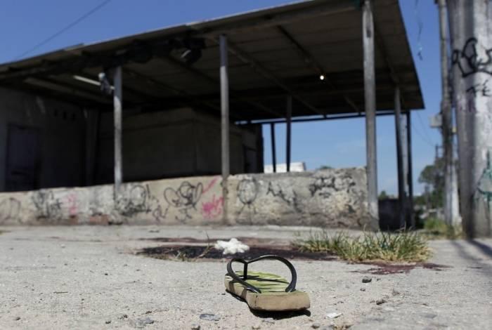 Um dos lugares atacados foi trailer de Débora Rodrigues, que também acabou morta
