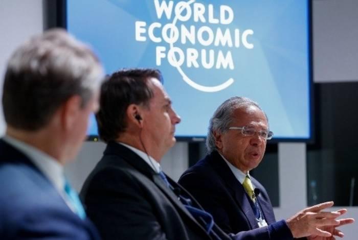 Paulo Guedes defende modelo de capitalização; medidas ainda não foram fechadas com presidente