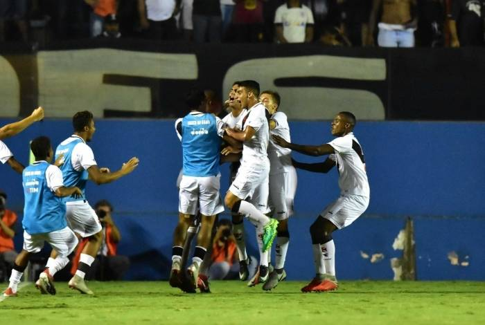 Vasco está na final da Copinha