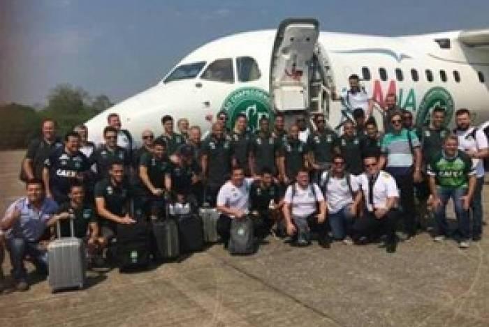 Acidente aéreo da Chapecoense chocou o mundo