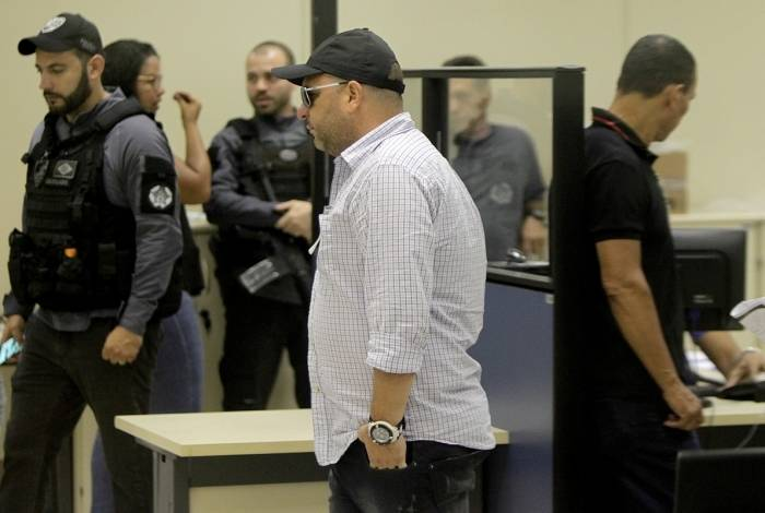 O major Ronald Paulo Alves Pereira foi um dos presos na Operação Os Intocáveis