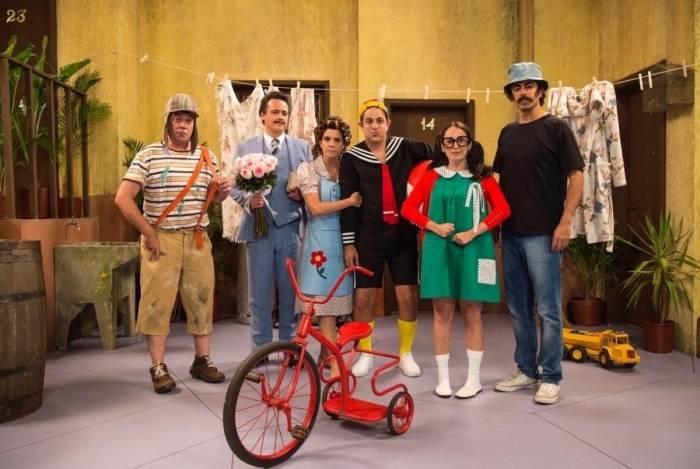 Elenco de 'Tá no Ar: A TV Na TV' satirizou o programa Chaves e foi reprovado pelo grupo Chespirito