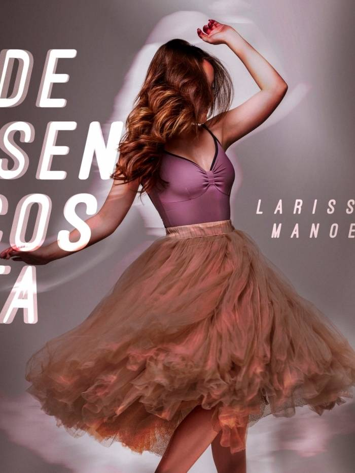 Capa do novo single de Larissa Manoela