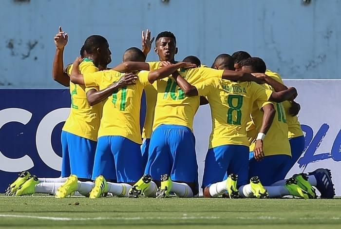 Brasil derrotou a Bolívia
