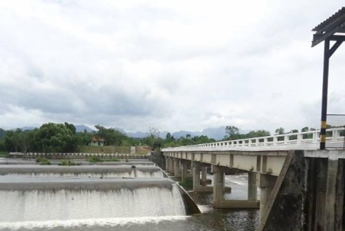 Barragem de Juturnaíba: dejetos químicos que representariam risco