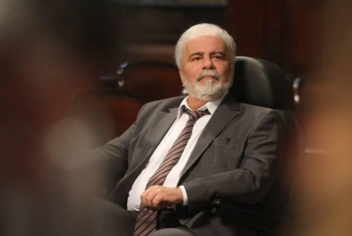 Apresentador de TV, Wagner Montes ganhou destaque também na política, com seu jeito irreverente e críticas ferrenhas contra criminosos