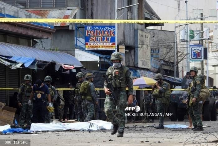Ataque em Filipinas deixa mortos