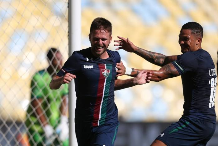 Fluminense derrotou a Portuguesa