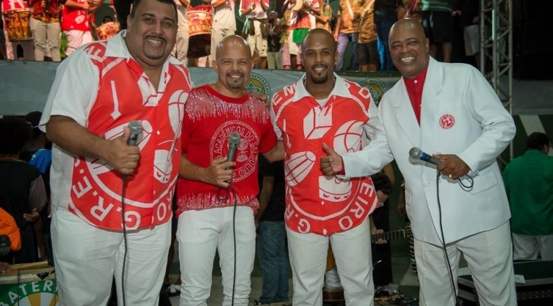 Puxadores de Samba da Acadêmicos do Salgueiro
