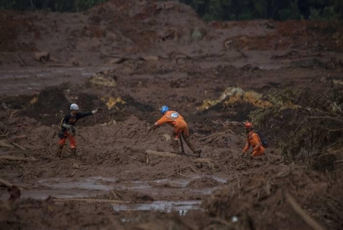 Tragédia de Brumadinho deixou mais de 60 mortos e 279 desaparecidos