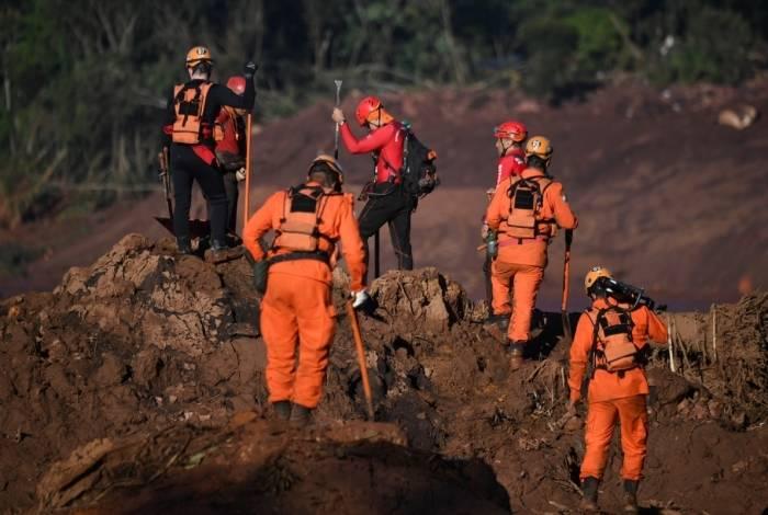 O rompimento da barragem da Vale em Brumadinho matou 230. Outros 46 ainda estão desaparecidos