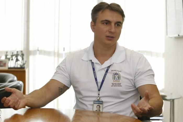 Secretário de Educação, Pedro Fernandes acredita que qualificações podem incentivar novas práticas de ensino