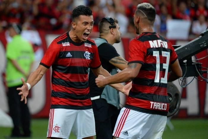 Flamengo é um dos ricos do futebol brasileiro