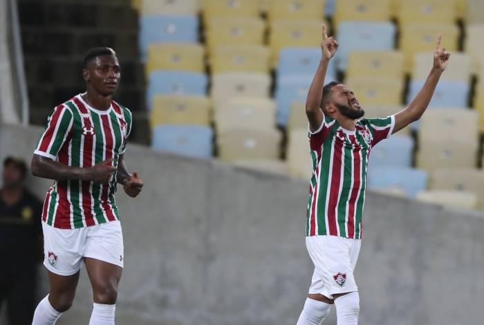 Fluminense passou facilmente pelo Madureira