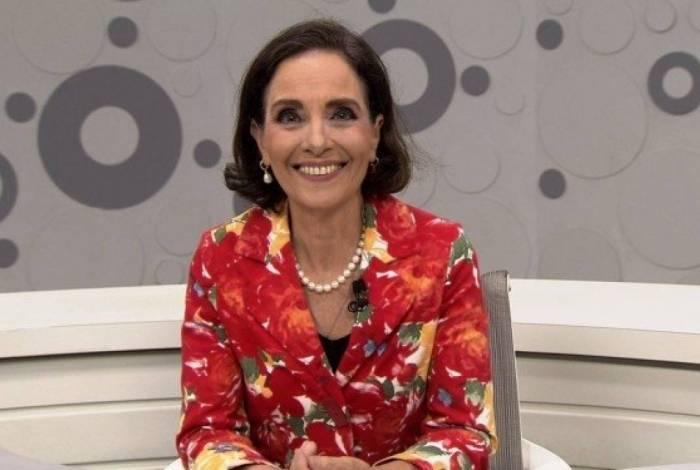 Vera Barroso é a apresentadora do 'Sem Censura'