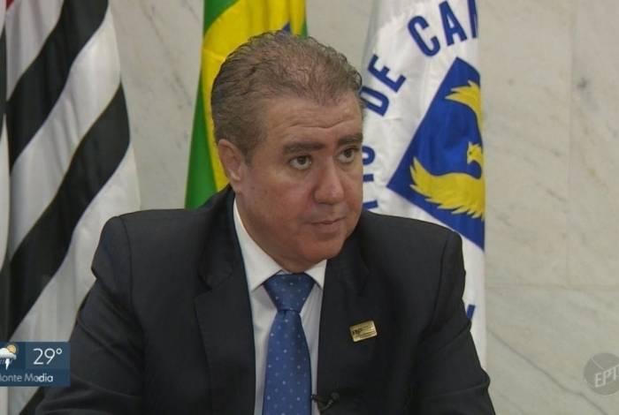 Jonas Donizette participou de reunião entre prefeitos e o ministro da Economia, Paulo Guedes