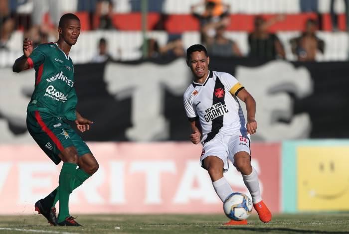 Vasco é o único time 100% do Campeonato Carioca