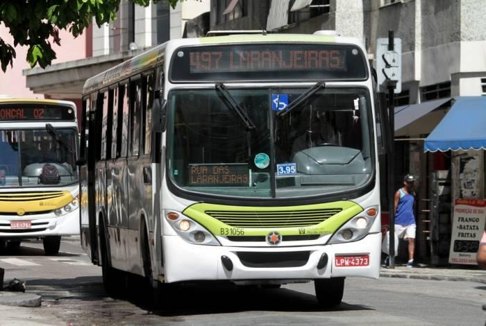Sem ajuda do poder público, ônibus só tem condições de circular até sexta-feira (27)