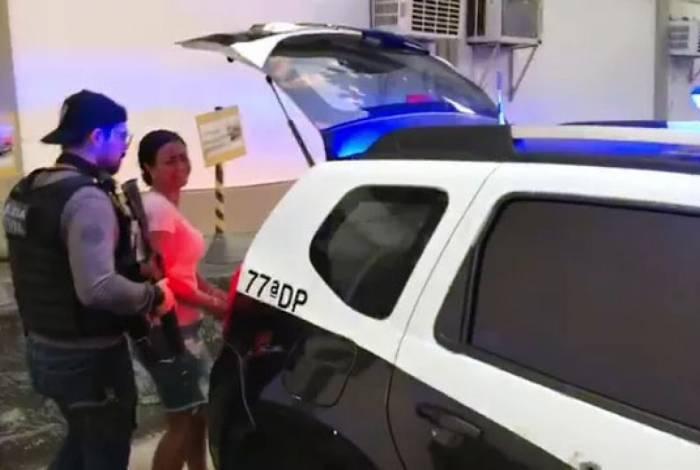 Monique Pereira de Almeida foi encontrada na comunidade do Sapê